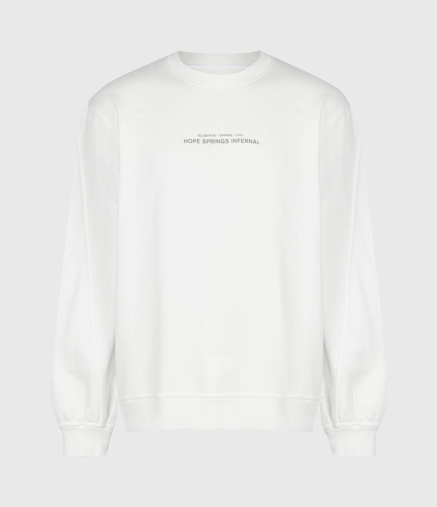 Men's Hadean Crew Sweatshirt (natural_ecru) - Image 2