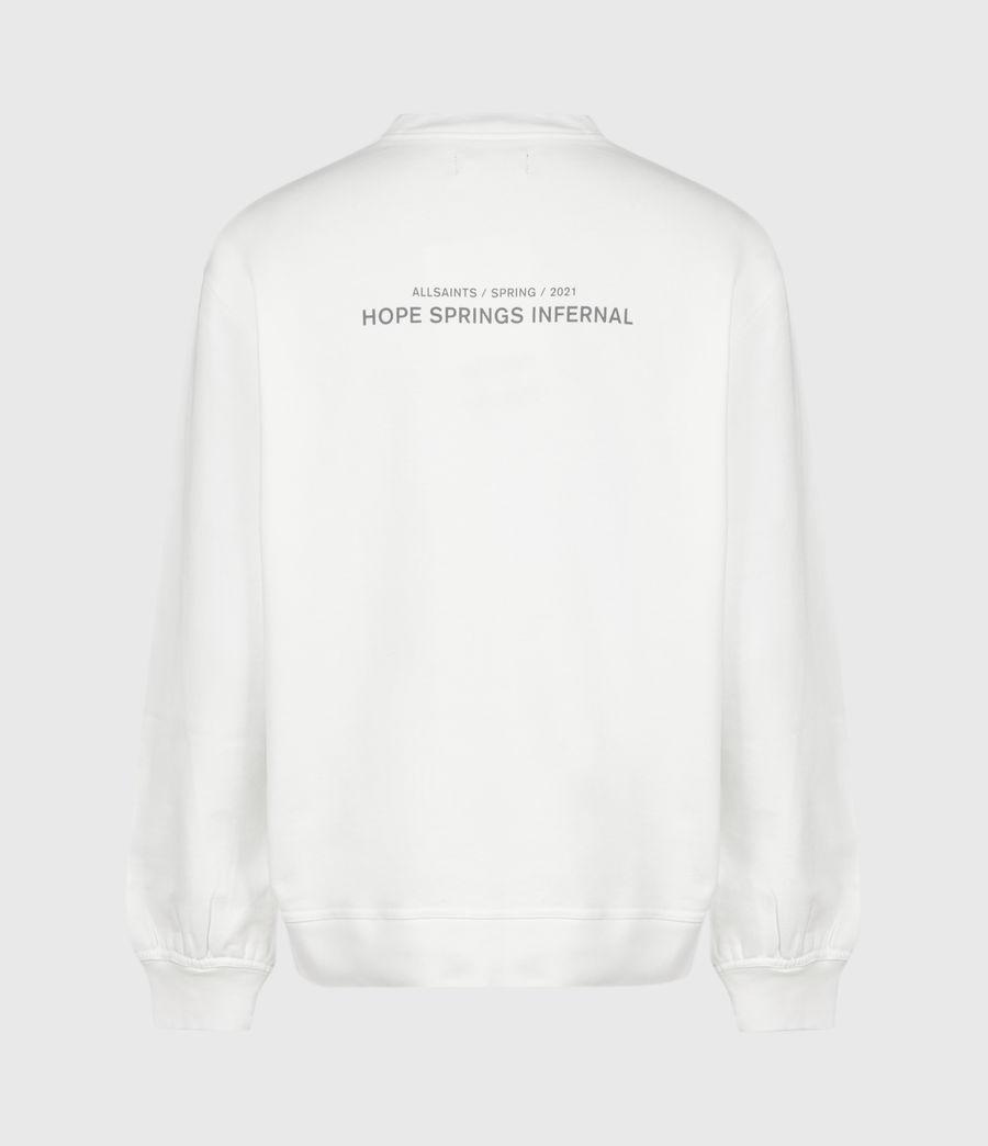 Men's Hadean Crew Sweatshirt (natural_ecru) - Image 3