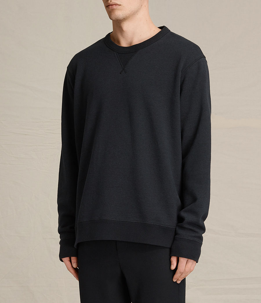 Men's Fordala Crew Sweatshirt (cinder_marl) - Image 3