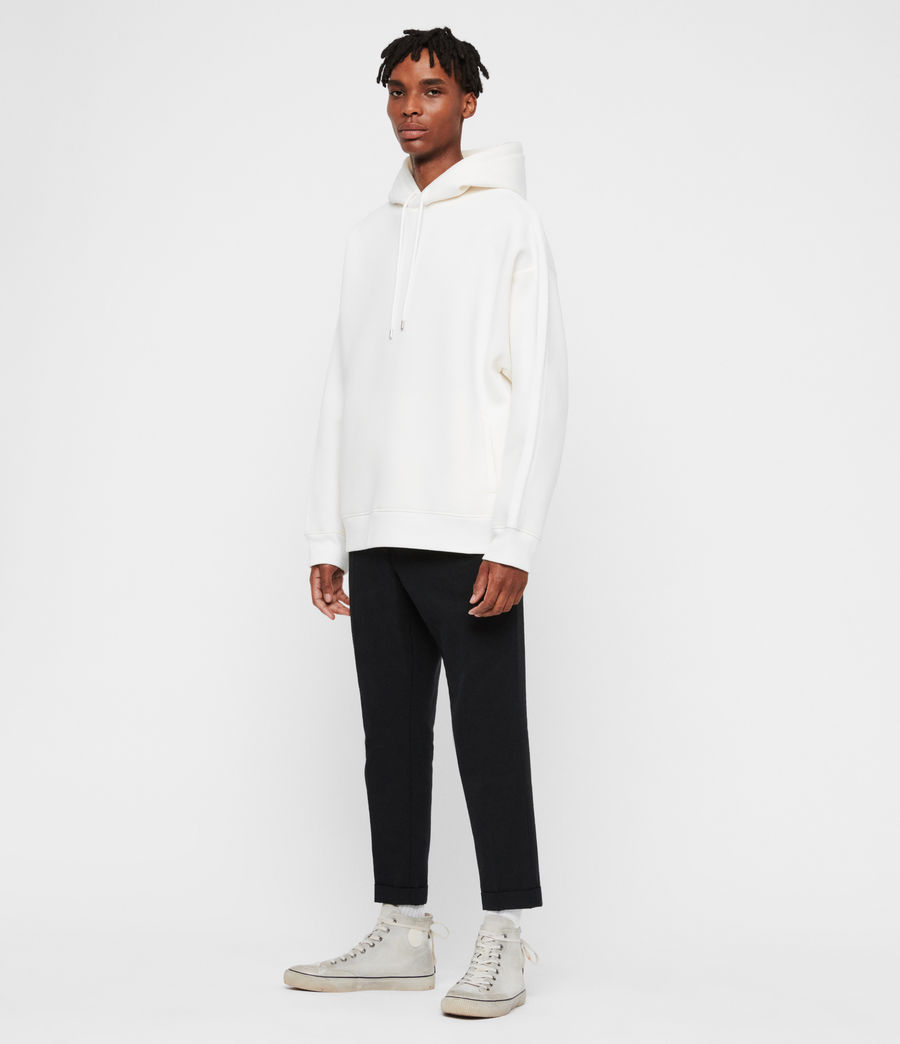 Hombres Hayford Pullover Hoodie (off_white) - Image 1