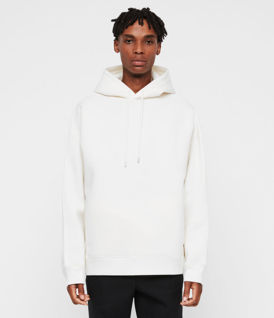 Hombres Hayford Pullover Hoodie (off_white) - Image 2