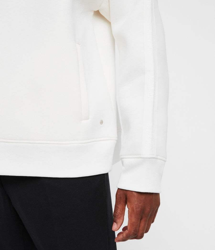 Hombres Hayford Pullover Hoodie (off_white) - Image 3