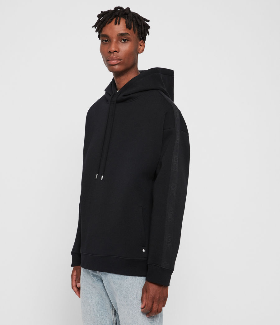 Hommes Sweat à Capuche Hayford (off_white) - Image 5