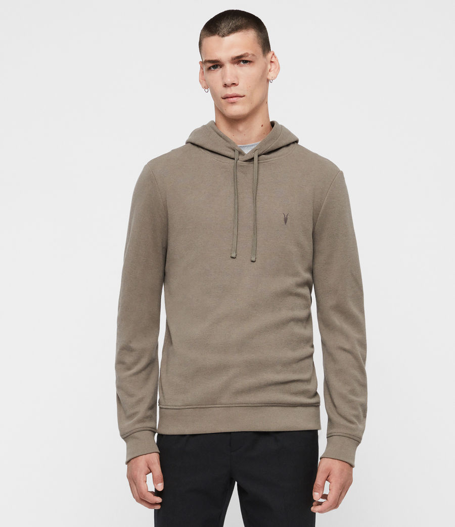 Men's Theo Pullover Hoodie (cement_grey) - Image 1