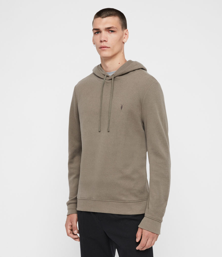 Men's Theo Pullover Hoodie (cement_grey) - Image 2