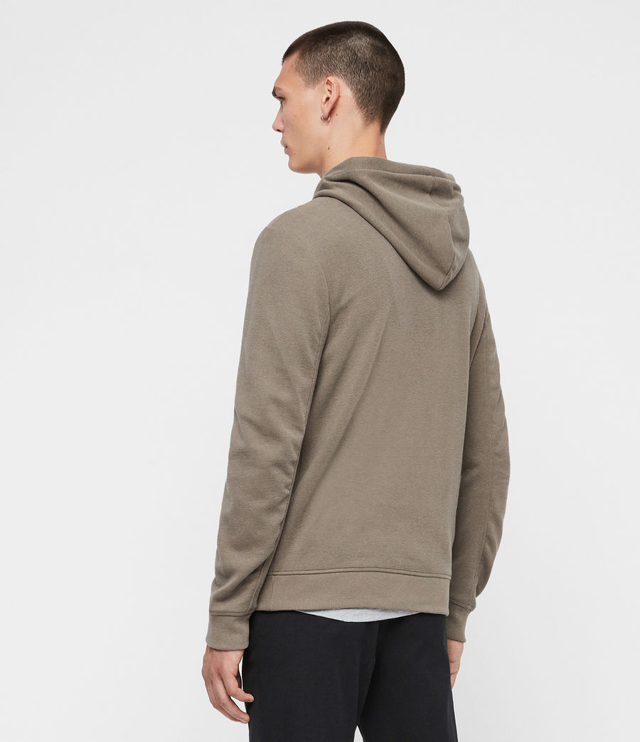 Men's Theo Pullover Hoodie (cement_grey) - Image 3