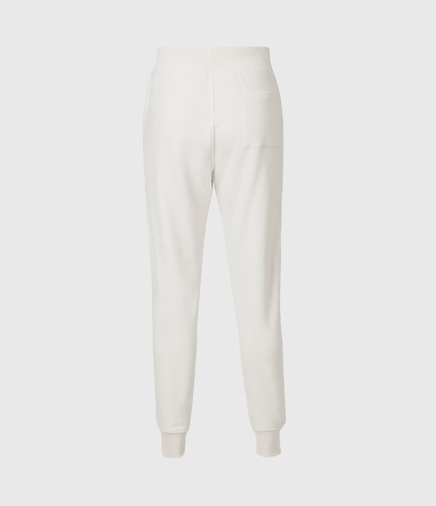 Mens Raven Cuffed Slim Sweatpants (oyster) - Image 3