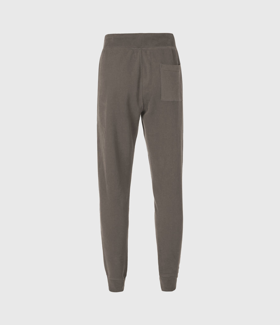 Mens Raven Cuffed Slim Sweatpants (washed_khaki_brown) - Image 3