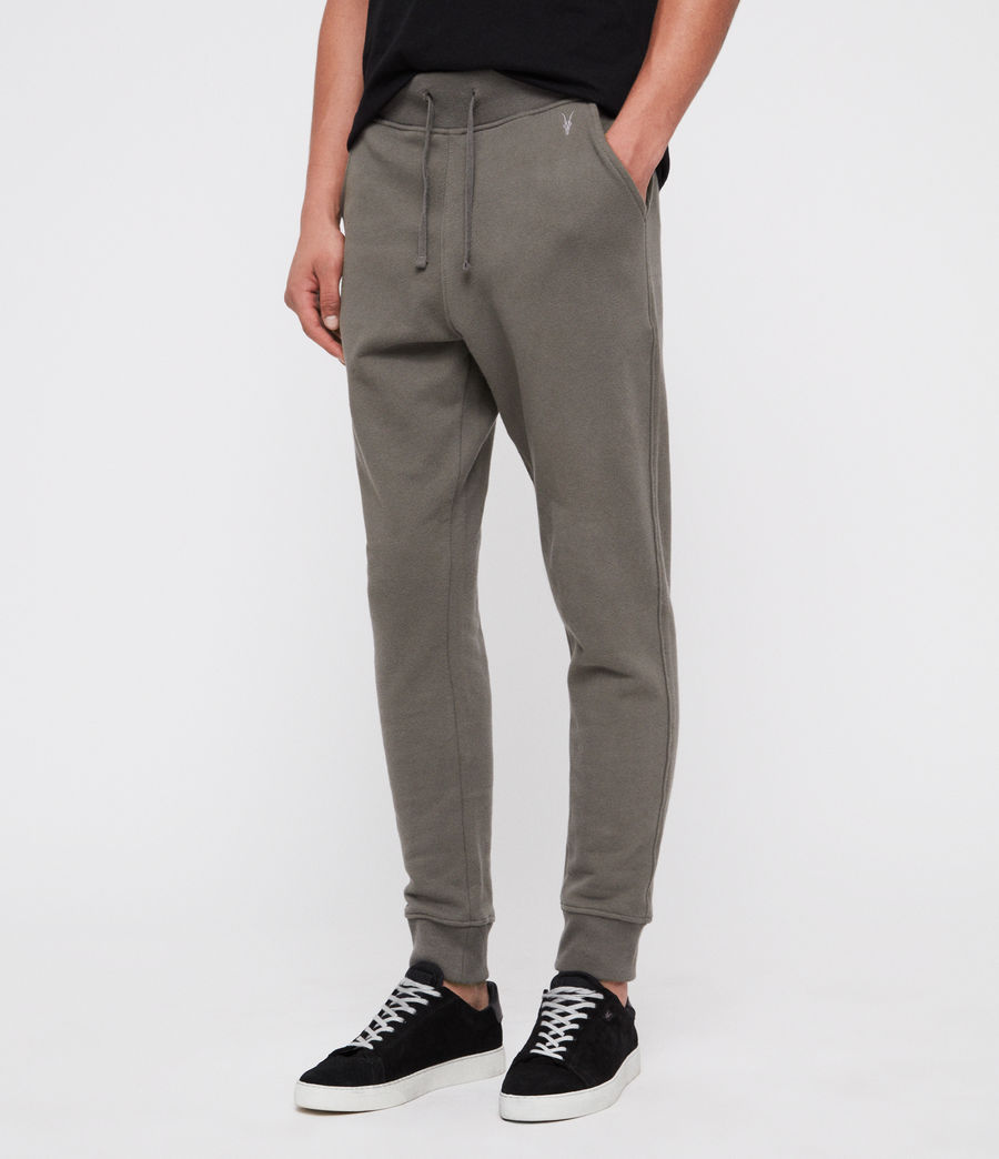 Mens Raven Sweat Pant (core_grey) - Image 4