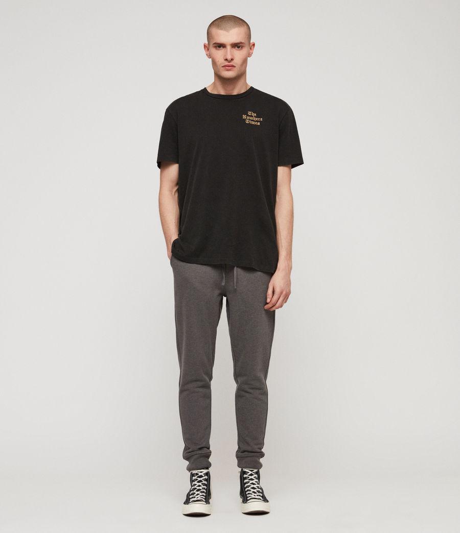 Men's Raven Sweatpants (clover_grey_marl) - Image 1