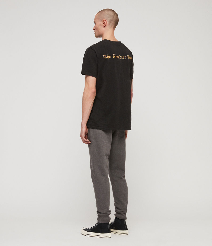 Men's Raven Sweatpants (clover_grey_marl) - Image 6