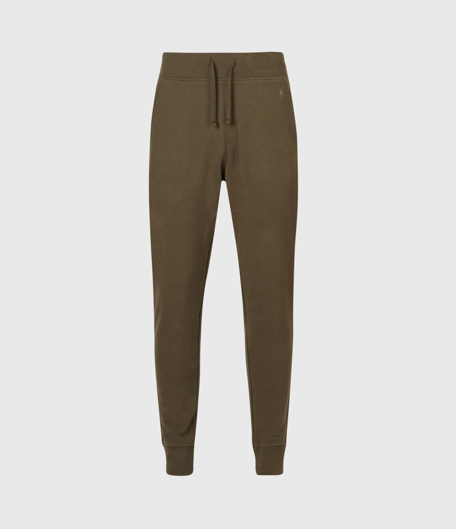 Men's Raven Cuffed Slim Sweatpants (oyster) - Image 3