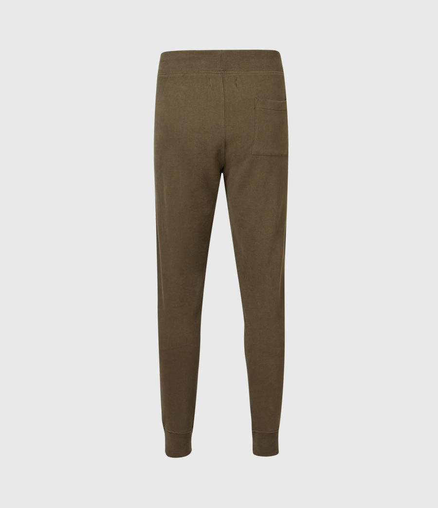 Men's Raven Cuffed Slim Sweatpants (oyster) - Image 4