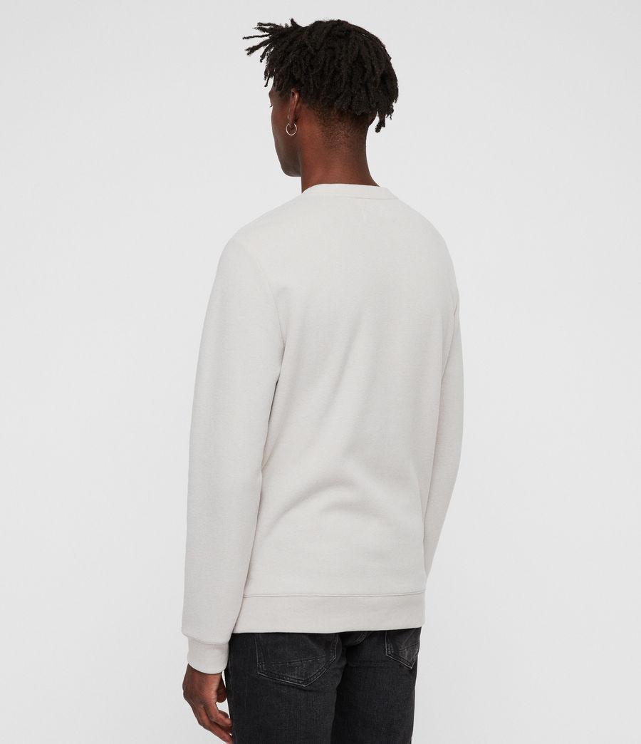 Herren Theo Sweatshirt (lunar_grey) - Image 4