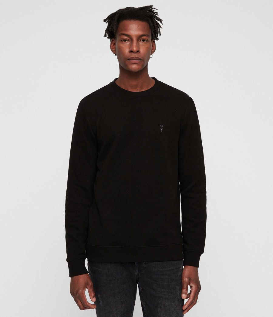 Hommes Sweat Theo (black) - Image 1