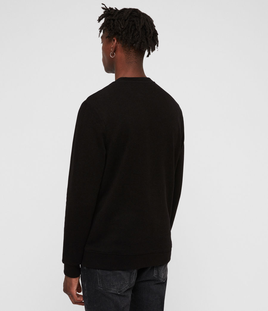 Hommes Sweat Theo (black) - Image 4