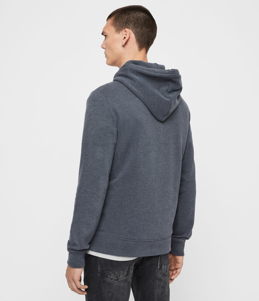 Mens Raven Pullover Hoodie (oyster) - Image 5