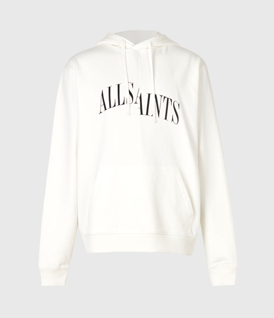 Men's Dropout Pullover Hoodie (chalk_white) - Image 2