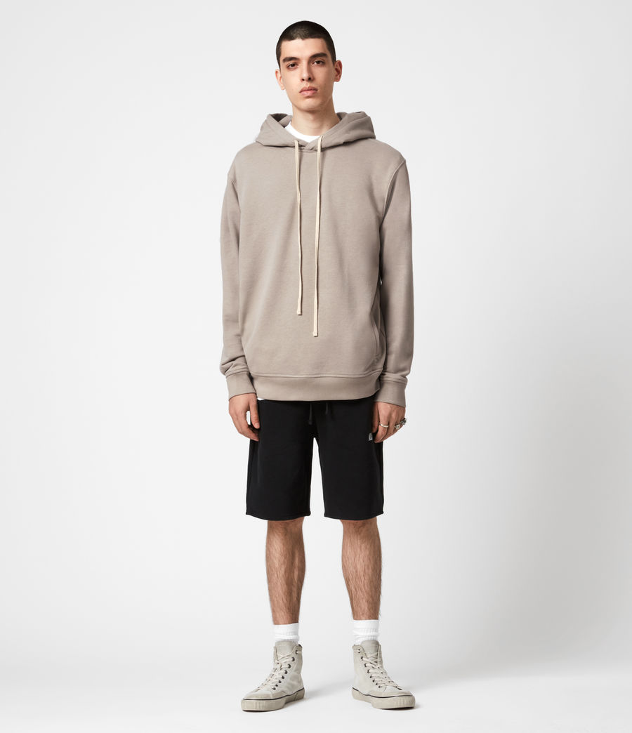 Men's Helix Pullover Hoodie (limestone_taupe) - Image 1