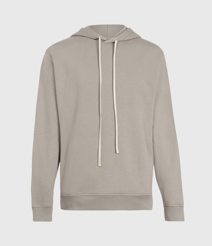 Men's Helix Pullover Hoodie (limestone_taupe) - Image 2