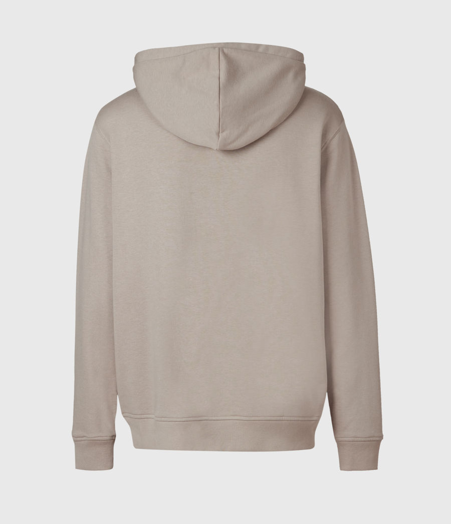 Men's Helix Pullover Hoodie (limestone_taupe) - Image 3