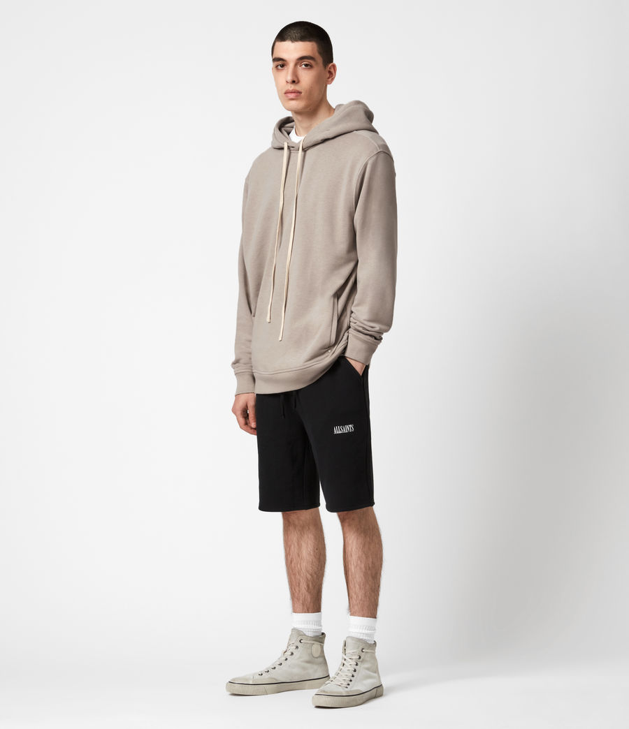 Men's Helix Pullover Hoodie (limestone_taupe) - Image 4