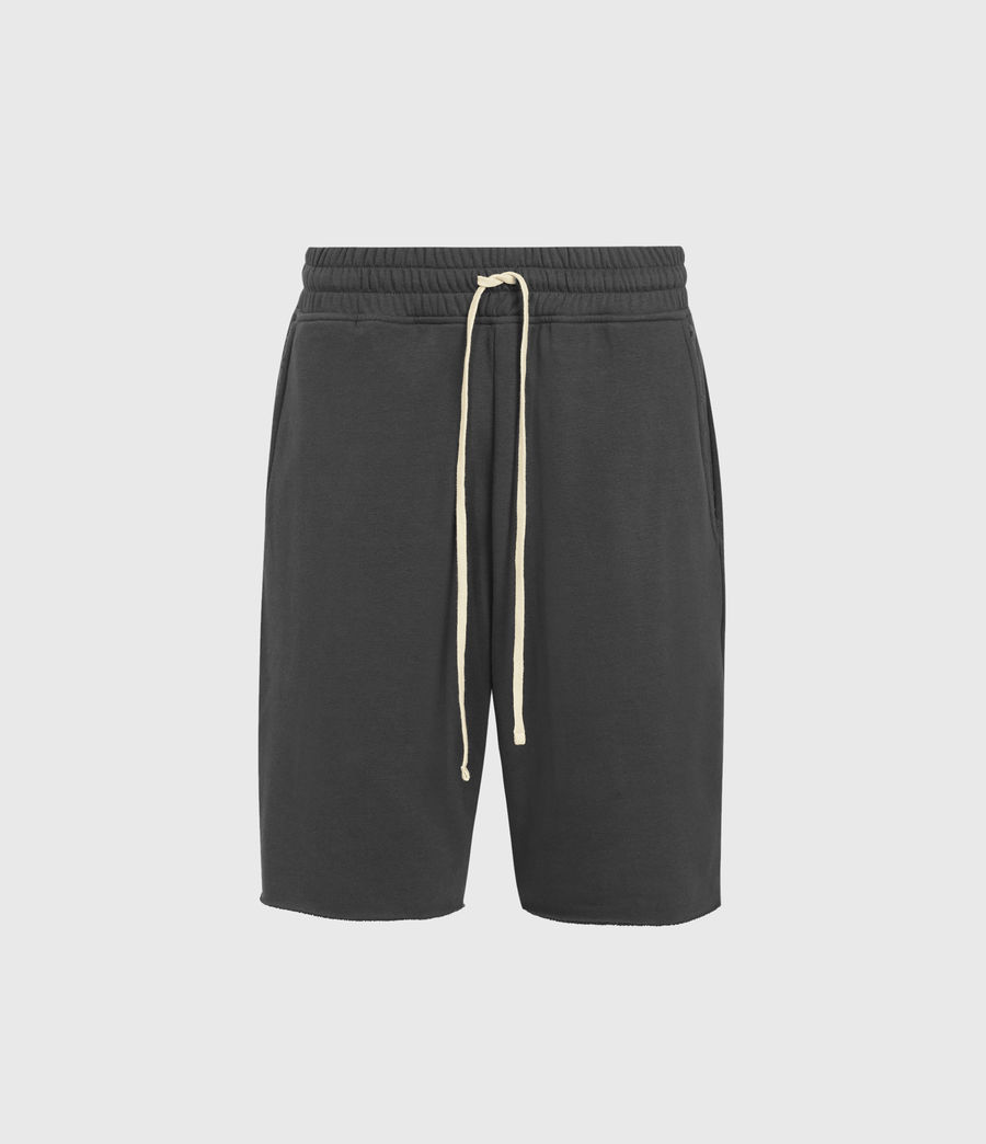 Uomo Helix Sweat Shorts (sidewalk_grey) - Image 2