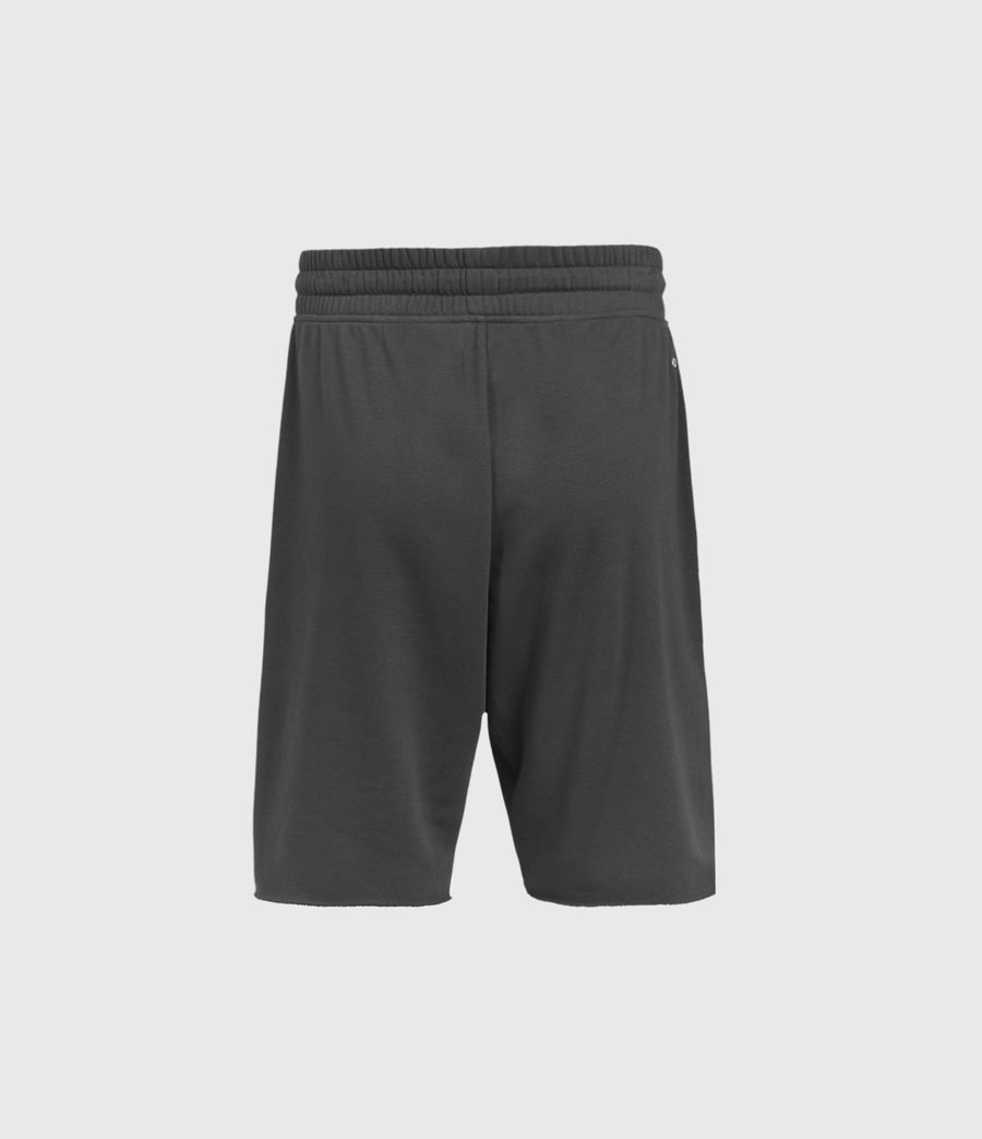 Uomo Helix Sweat Shorts (sidewalk_grey) - Image 3