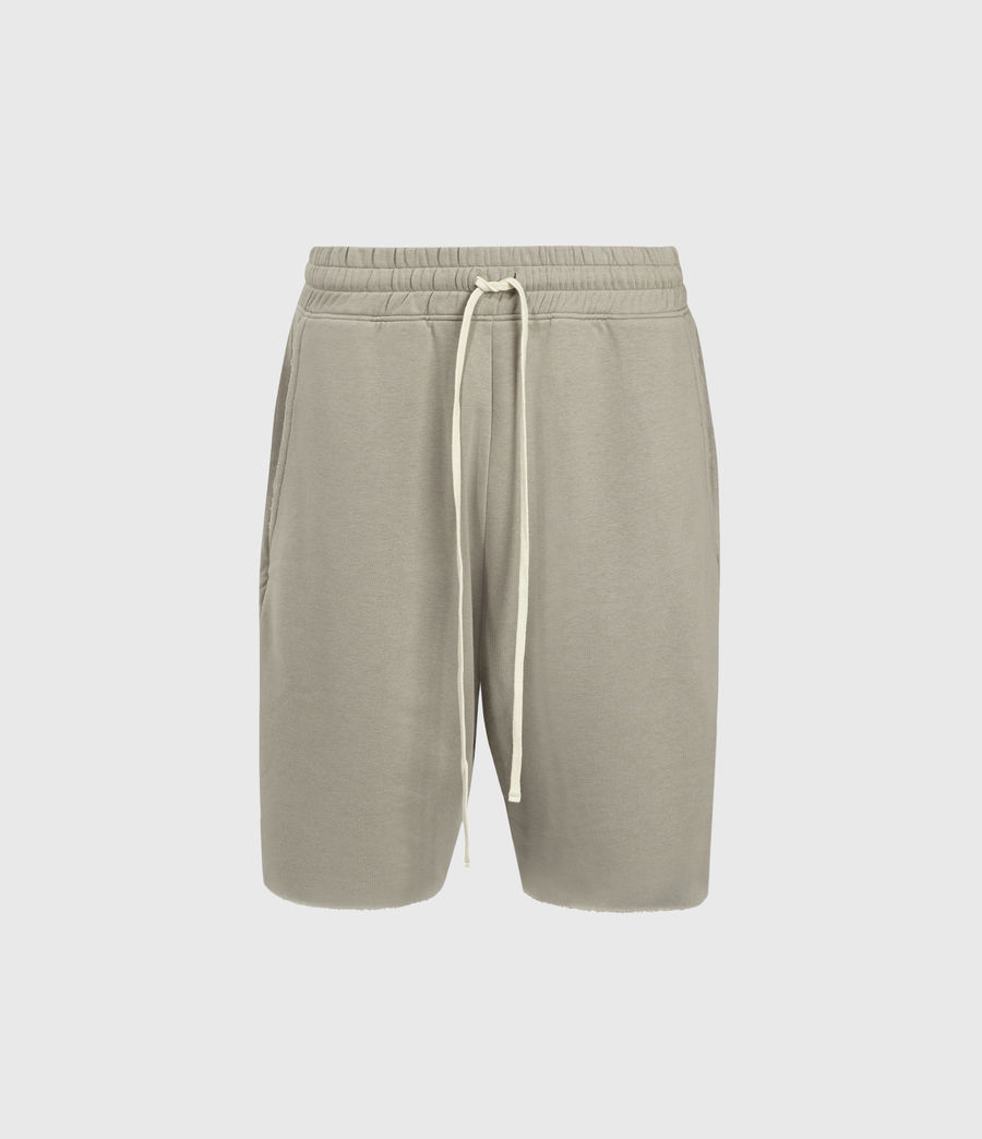 Mens Helix Sweat Shorts (limestone_taupe) - Image 1