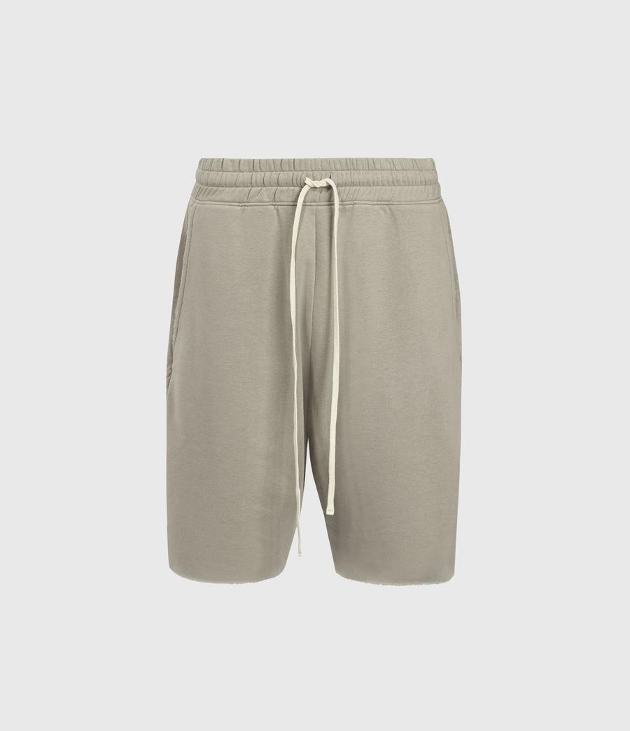 Hombre Helix Sweat Shorts (limestone_taupe) - Image 1