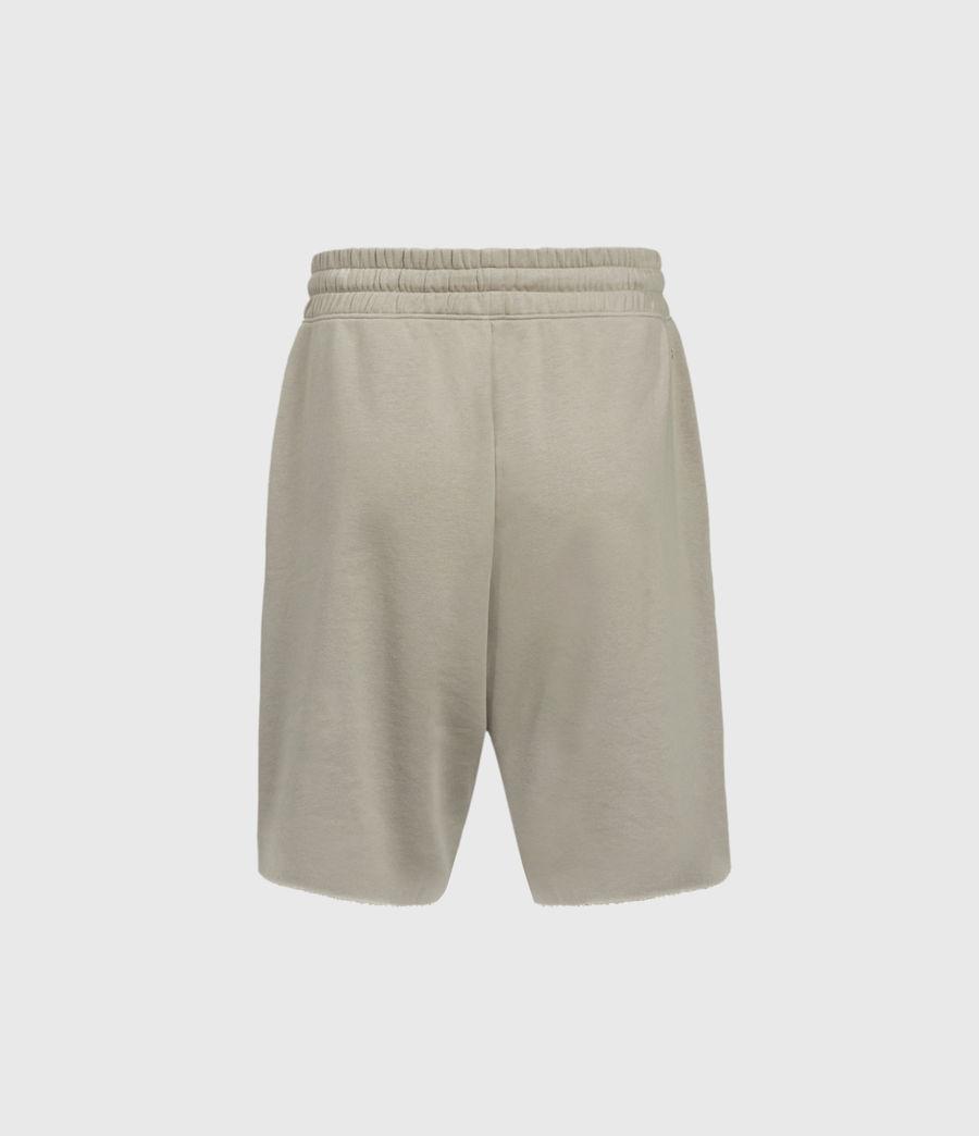 Hombre Helix Sweat Shorts (limestone_taupe) - Image 2