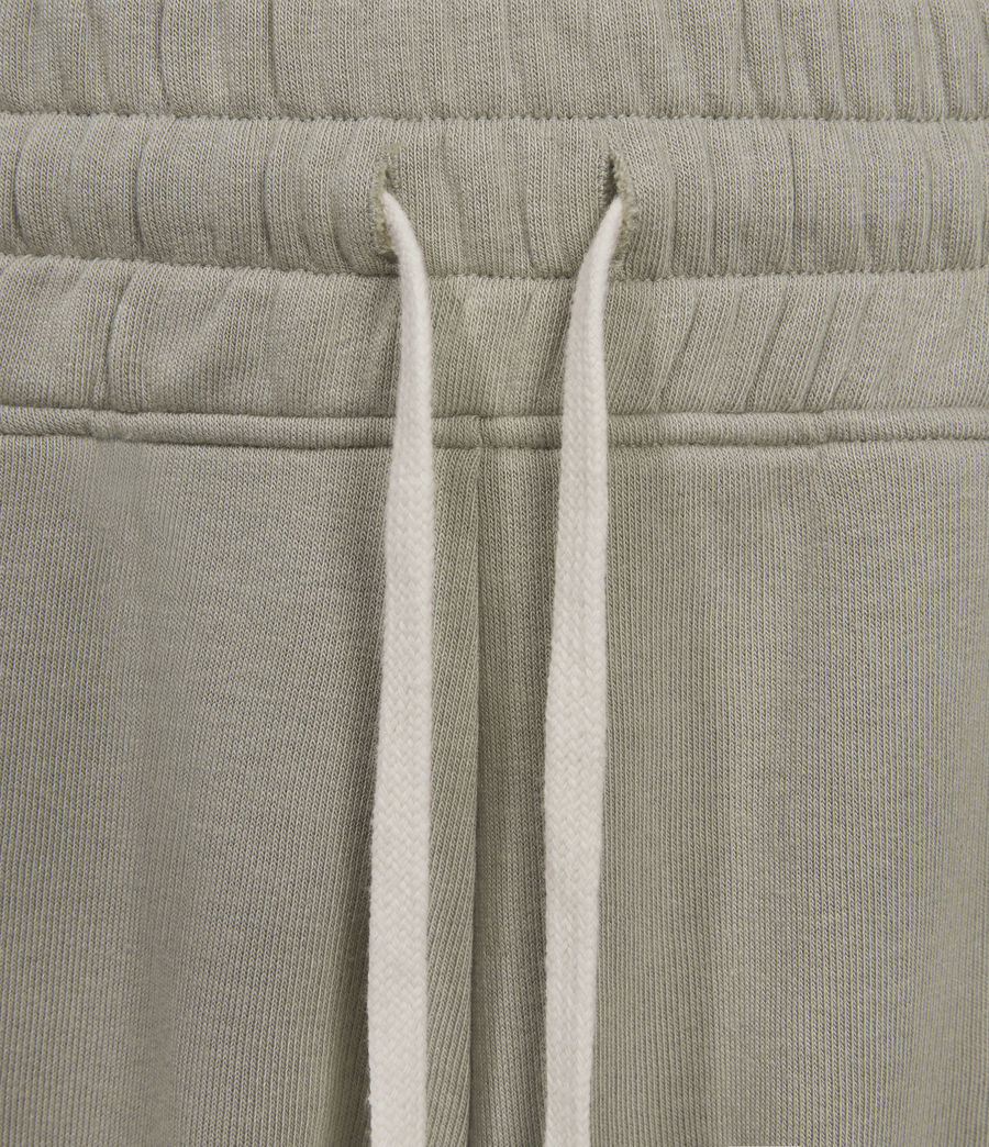 Mens Helix Sweat Shorts (limestone_taupe) - Image 4