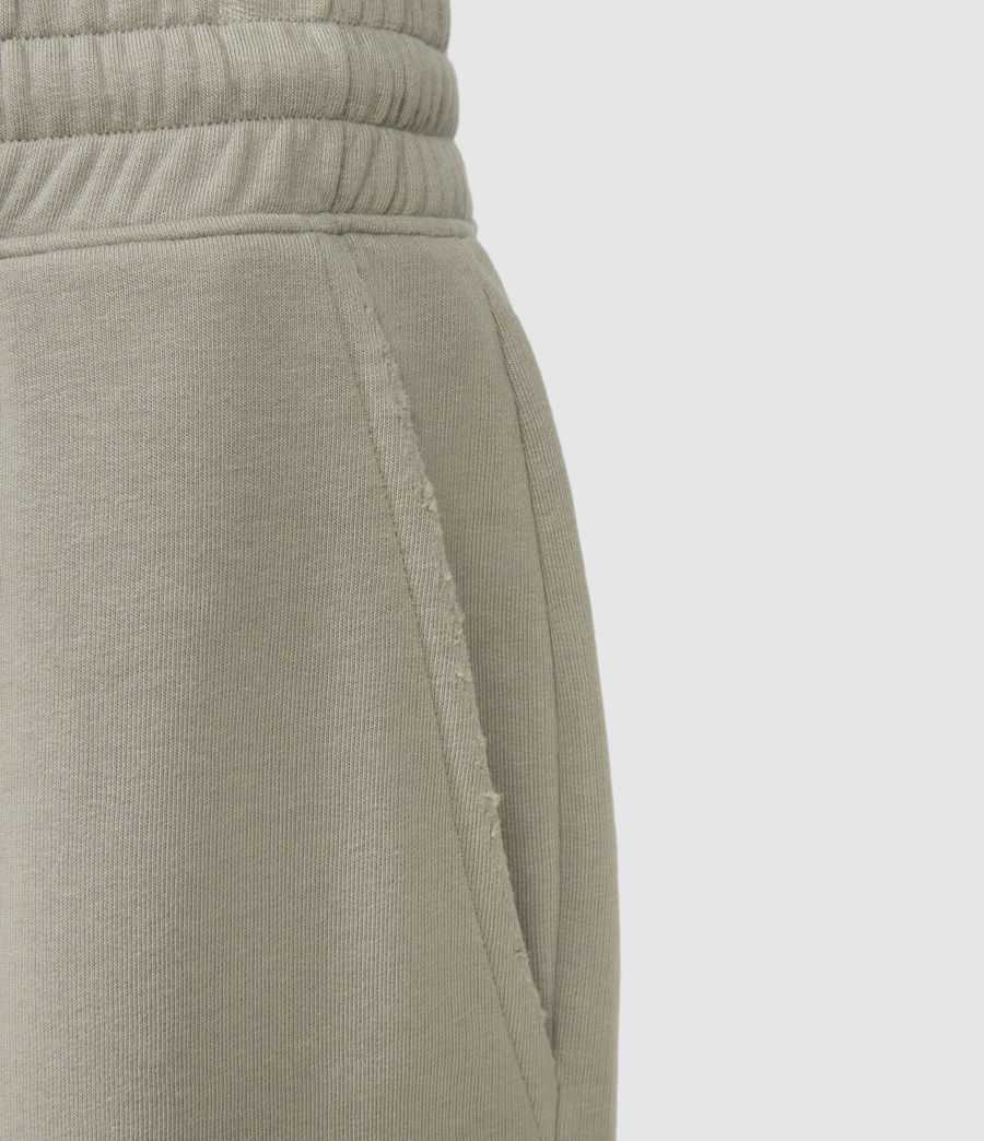 Mens Helix Sweat Shorts (limestone_taupe) - Image 5