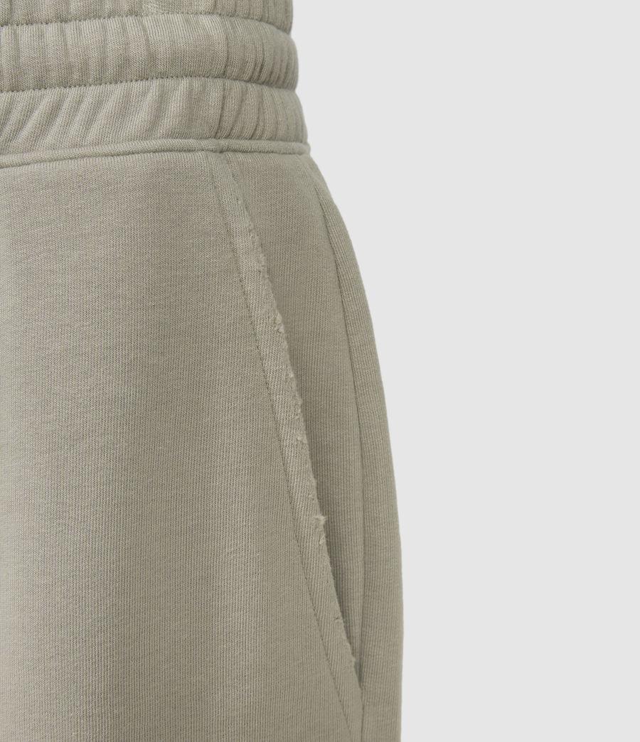 Hombre Helix Sweat Shorts (limestone_taupe) - Image 5