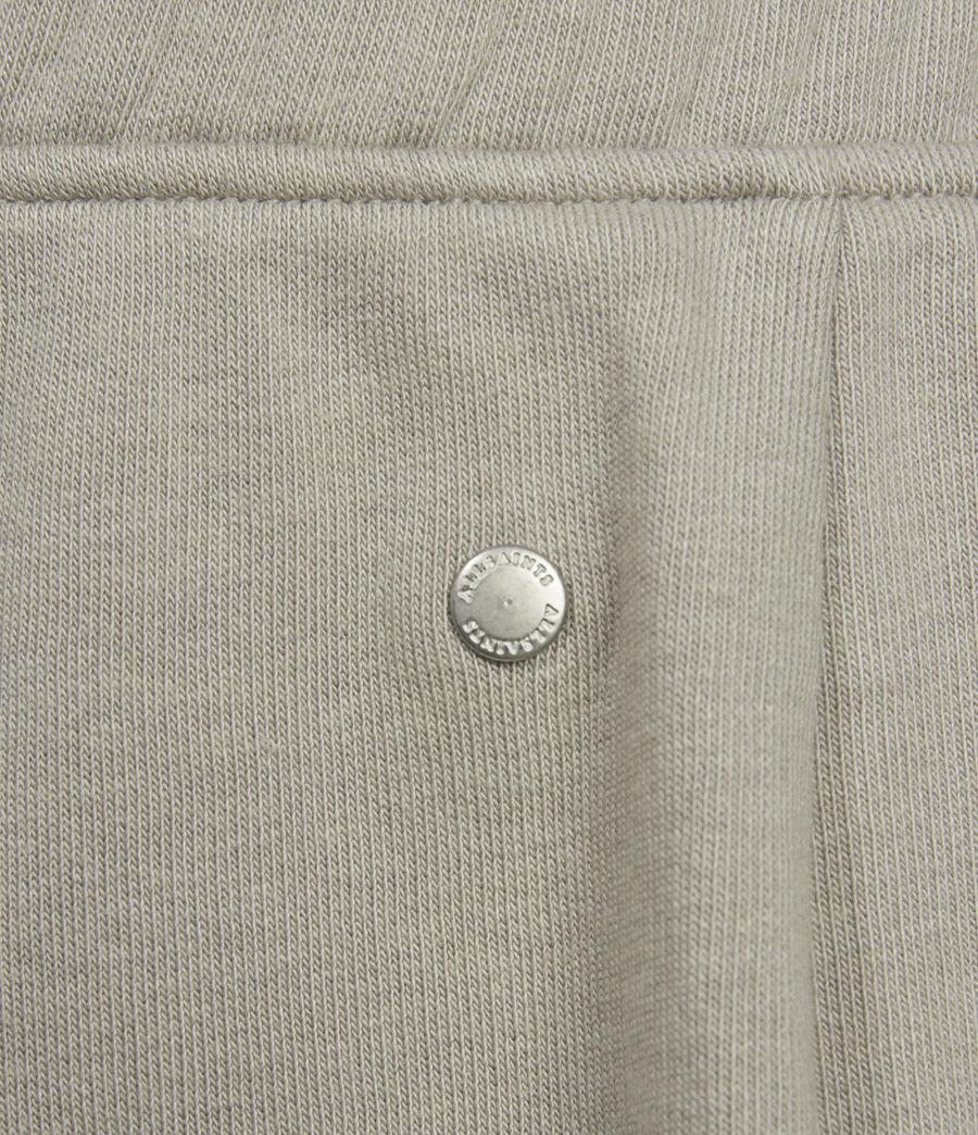 Hombre Helix Sweat Shorts (limestone_taupe) - Image 6