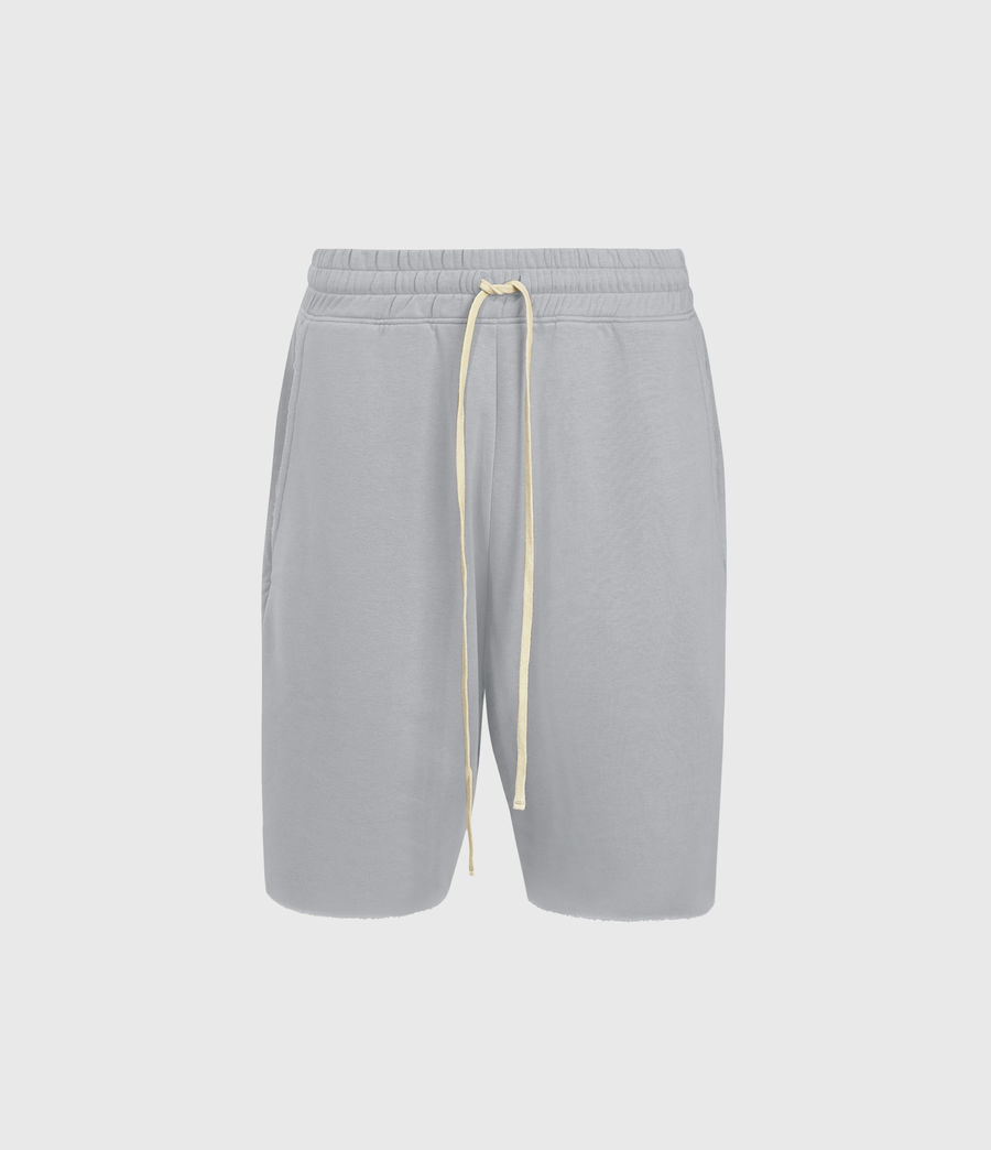 Mens Helix Sweat Shorts (lithium_grey) - Image 1