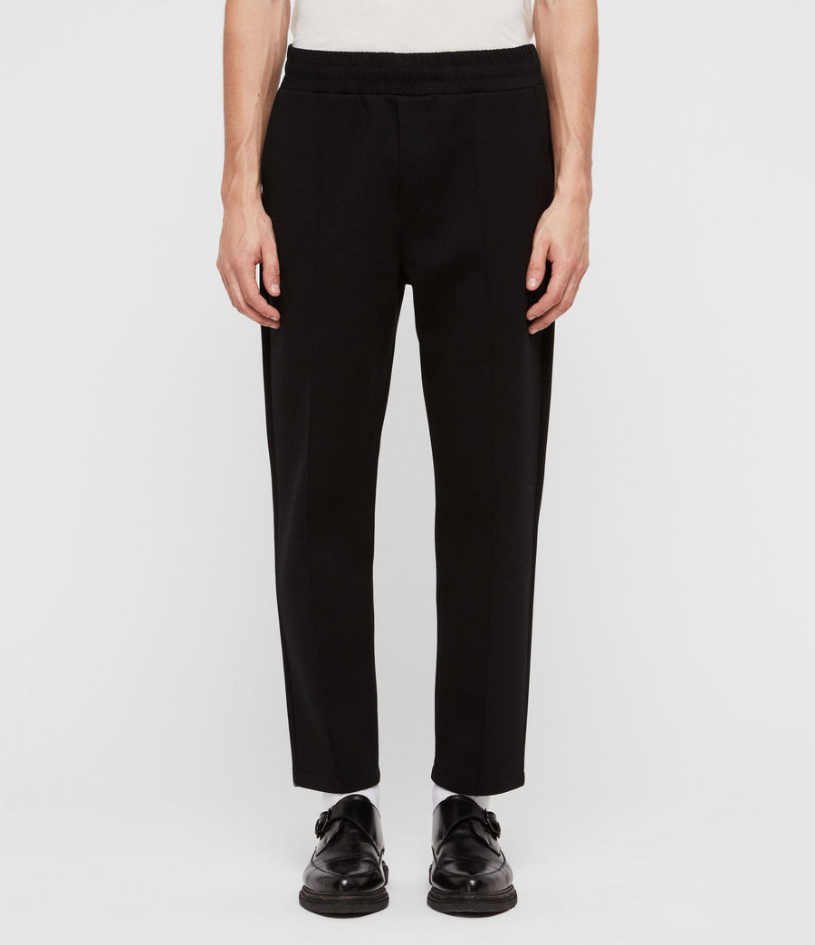 Men's Hibard Sweat Pants (jet_black) - Image 1