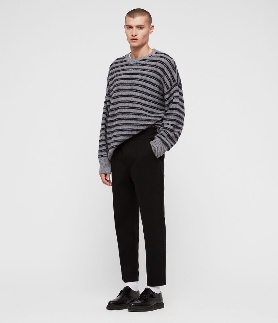 Men's Hibard Sweat Pants (jet_black) - Image 2