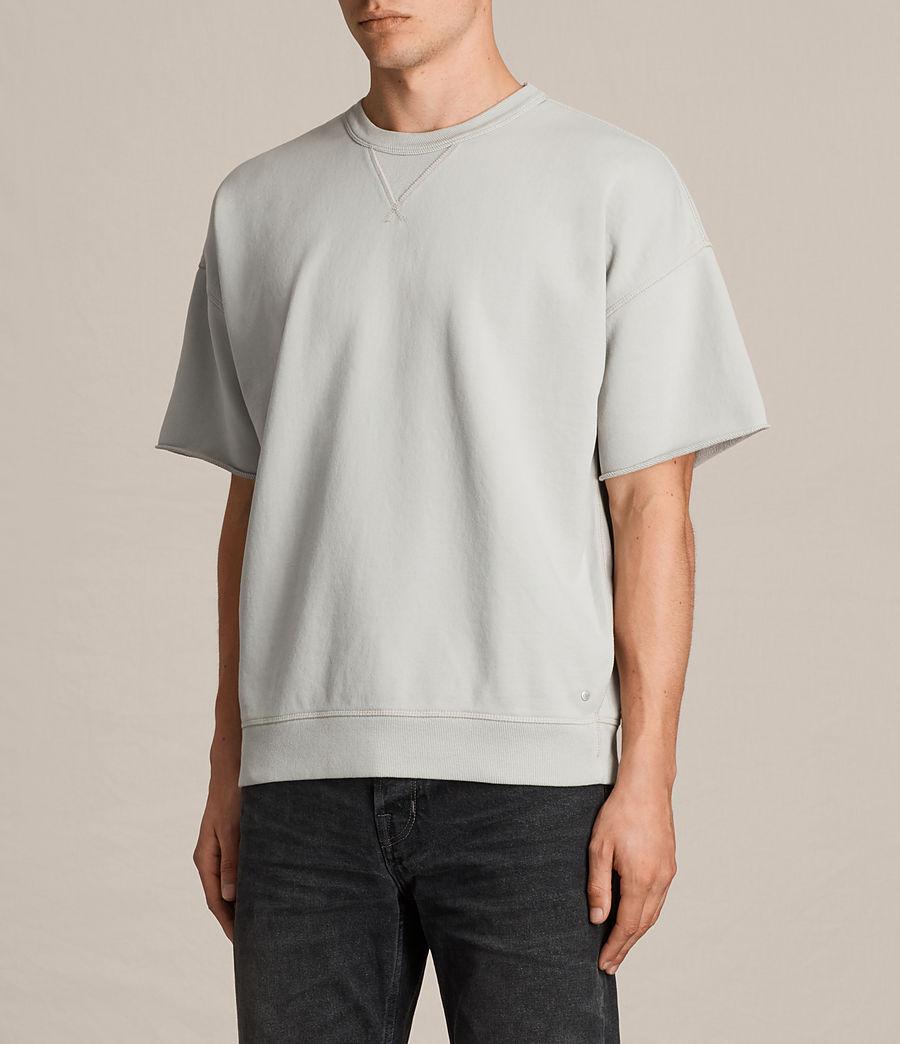 Herren Formin Crew Sweatshirt (mirage_blue) - Image 3