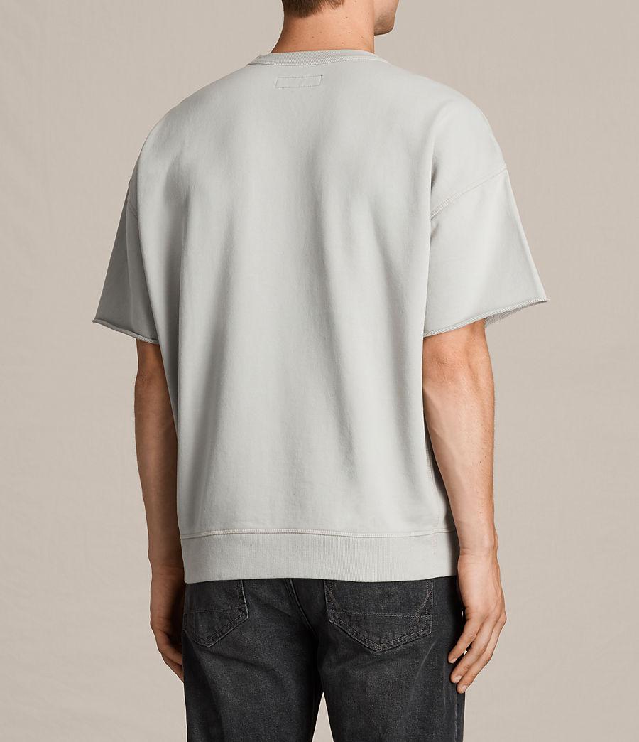 Herren Formin Crew Sweatshirt (mirage_blue) - Image 4