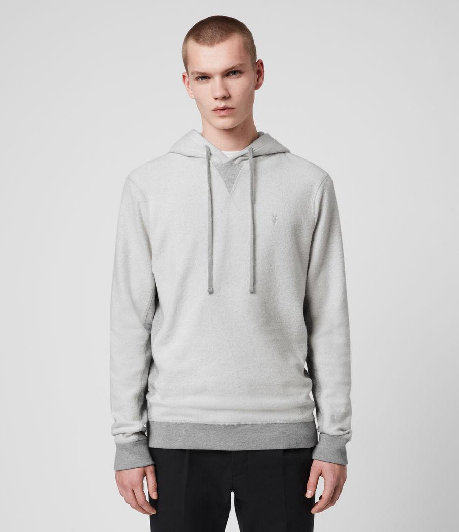 Hombre Reverser Pullover Hoodie (mid_grey_marl) - Image 1