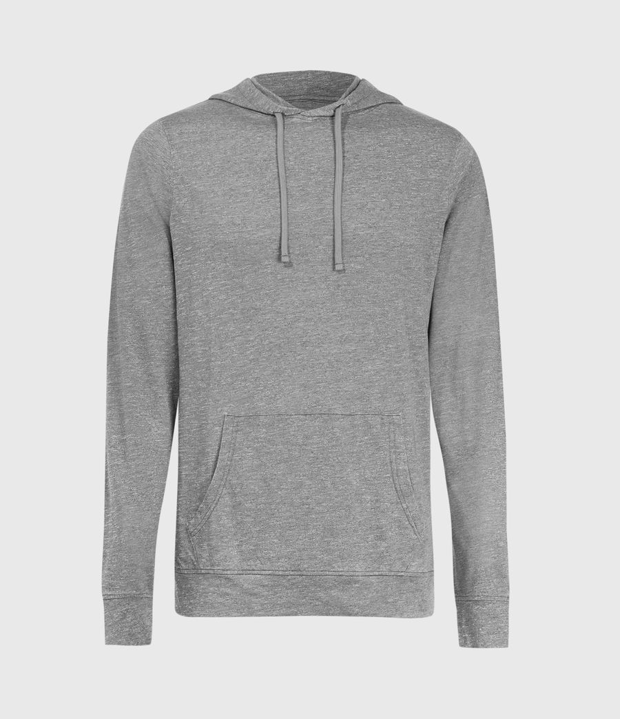 Uomo Blaze Pullover Hoodie (line_grey) - Image 1
