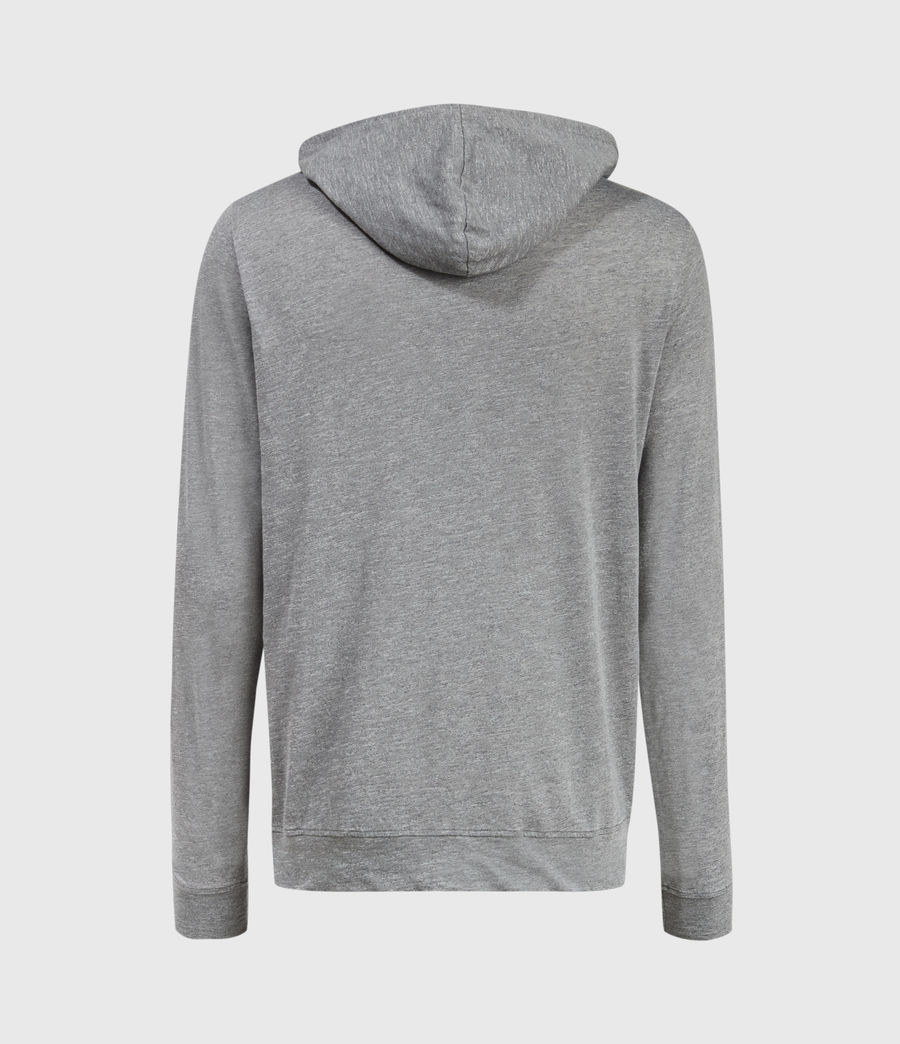 Uomo Blaze Pullover Hoodie (line_grey) - Image 2