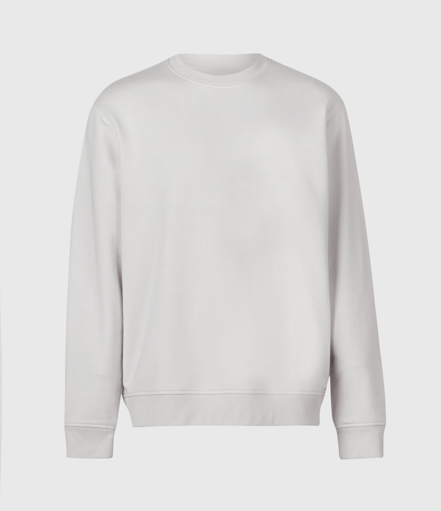 Hommes Sweat Helix (bleached_grey) - Image 2