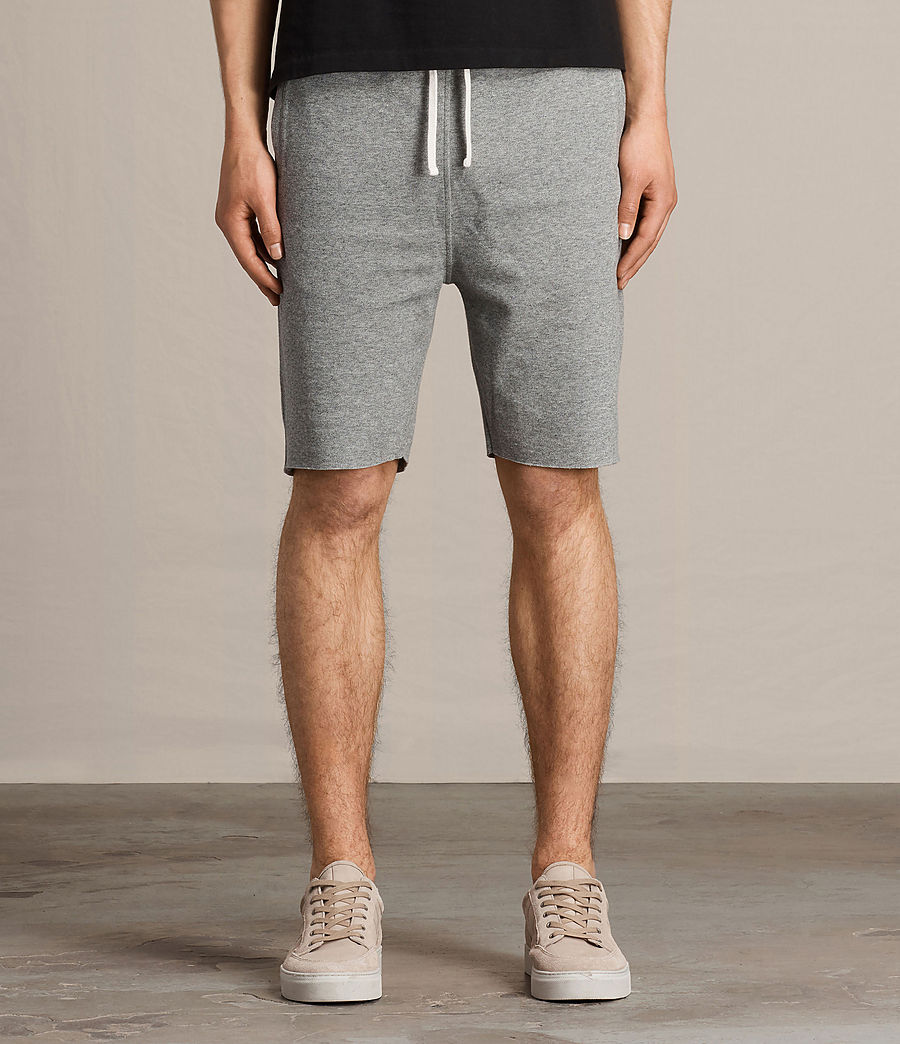 Uomo Shorts Lasher (charcoal_marl) - Image 1