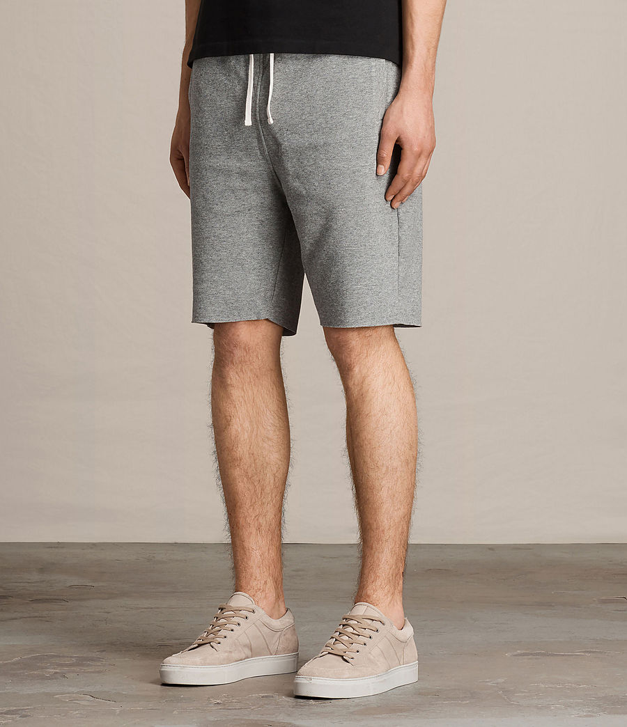 Uomo Shorts Lasher (charcoal_marl) - Image 3