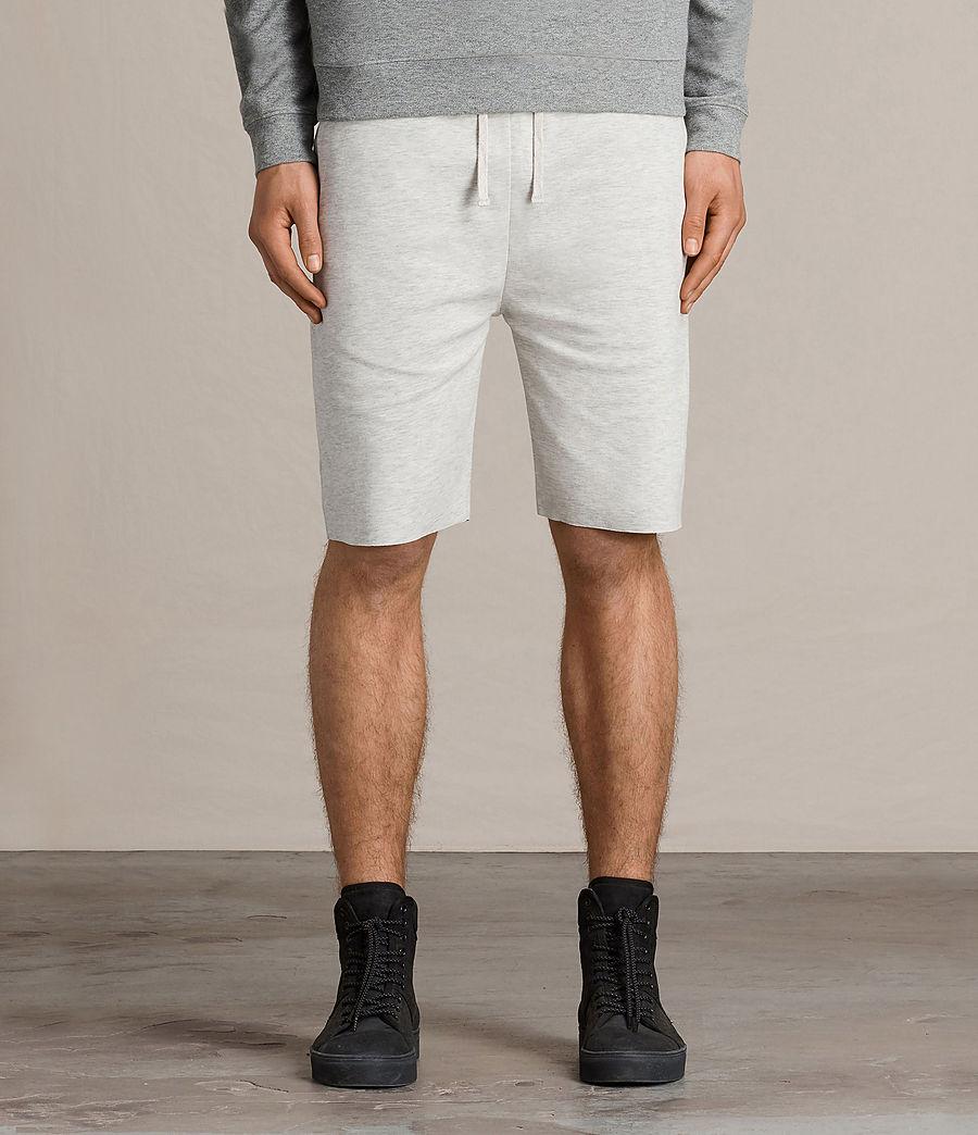 Men's Eason Sweat Short (chalk_putty) - Image 1