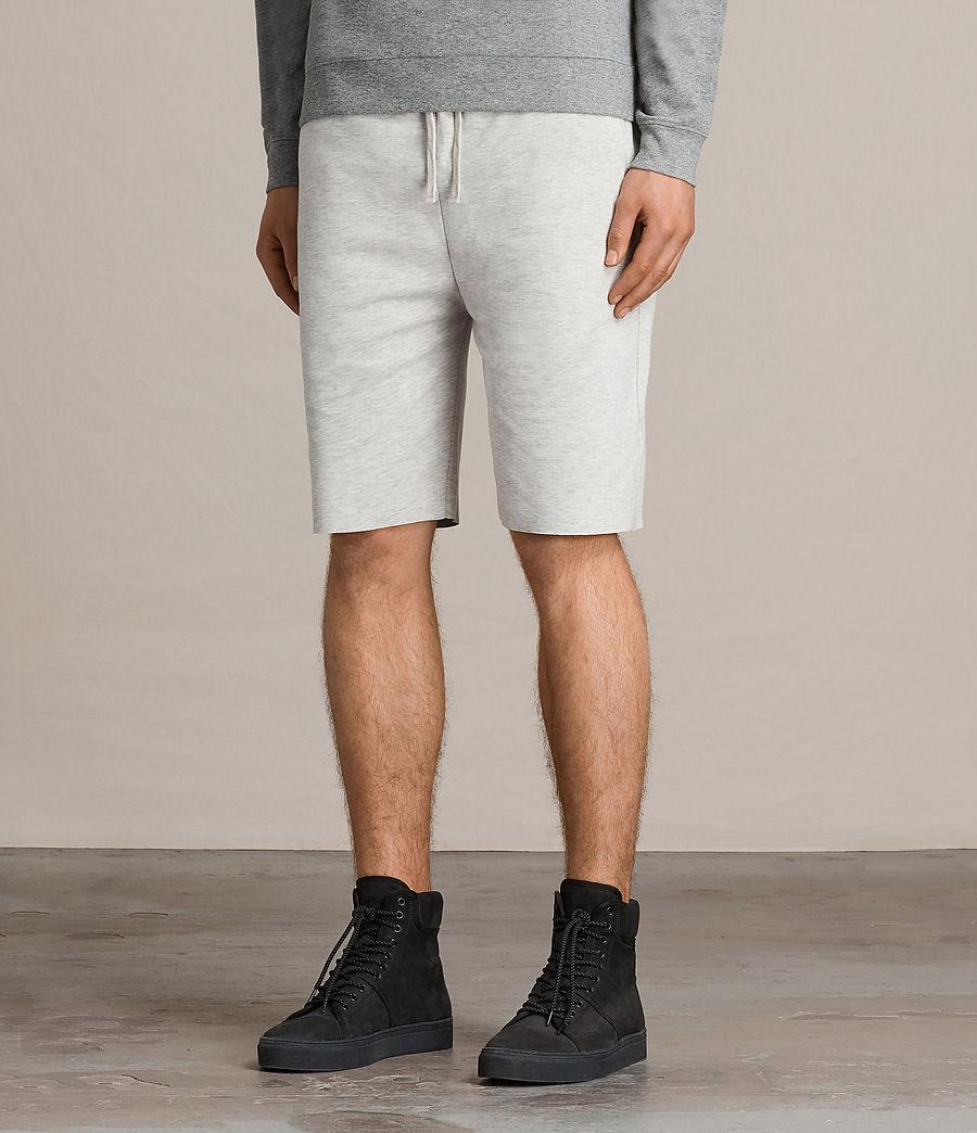 Men's Eason Sweat Short (chalk_putty) - Image 3