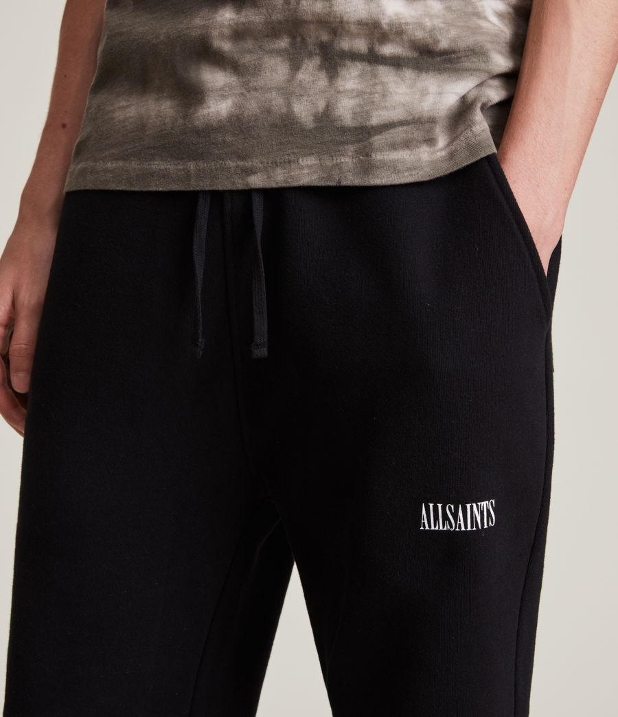 Herren State Sweat Shorts (black) - Image 4