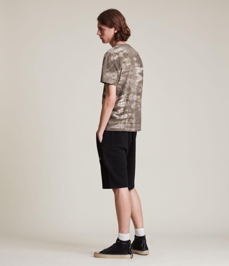 Men's State Sweat Shorts (black) - Image 5